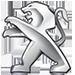A. Boesenbæk - Peugeot & Mazda logo