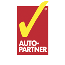 HR Biler ApS - AutoPartner logo