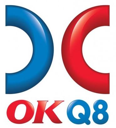 Nacka Däck och Bilverkstad - OKQ8 Bilverkstad logo