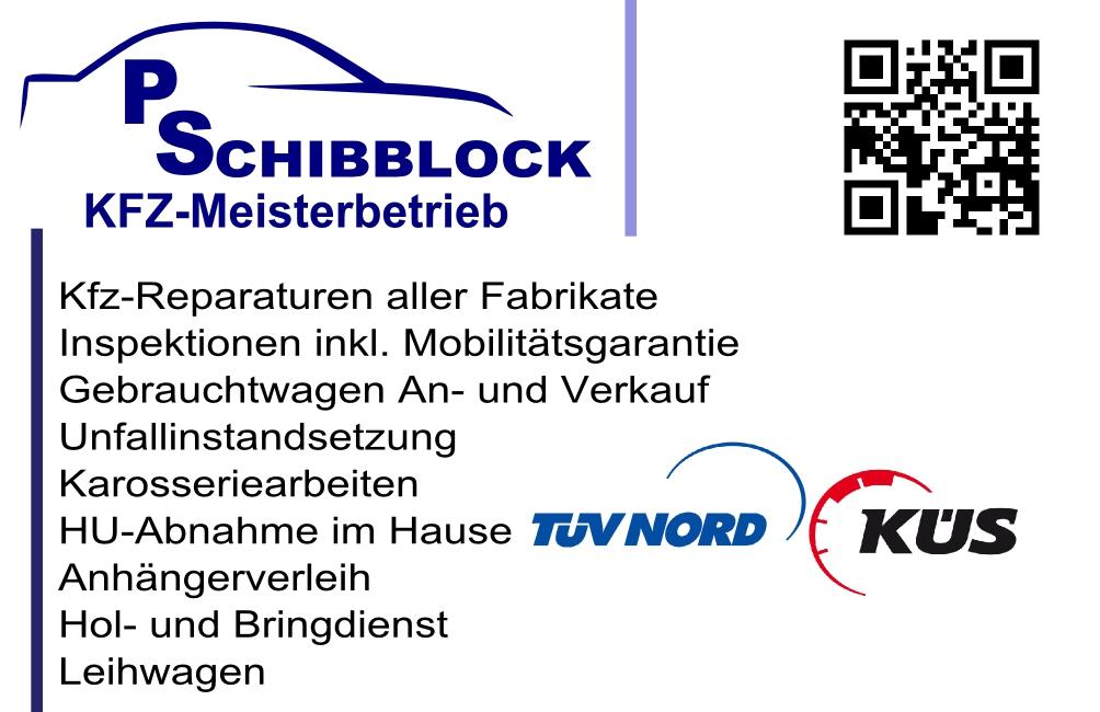 P Schibblock Kfz Meisterbetrieb 28217 Bremen