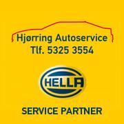 Hjørring Autoservice - Hella Service Partner logo