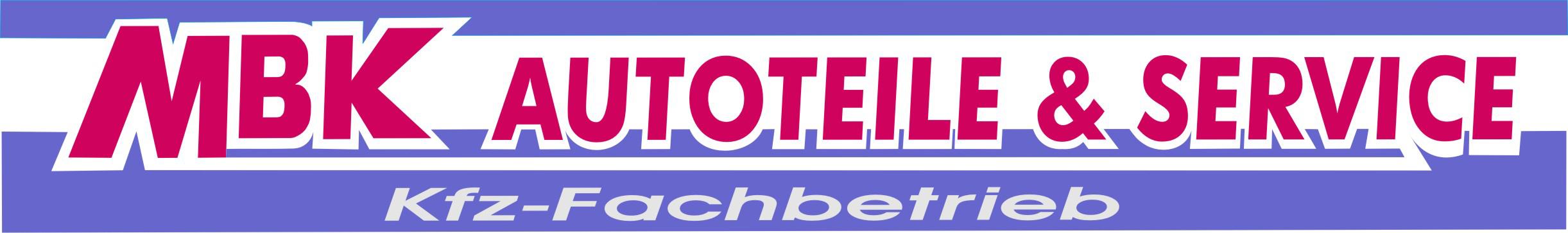 MBK AUTOTEILE & SERVICE logo