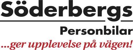 Söderbergs Personbilar i Norrköping AB logo
