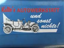 Kalles Autowerkstatt logo