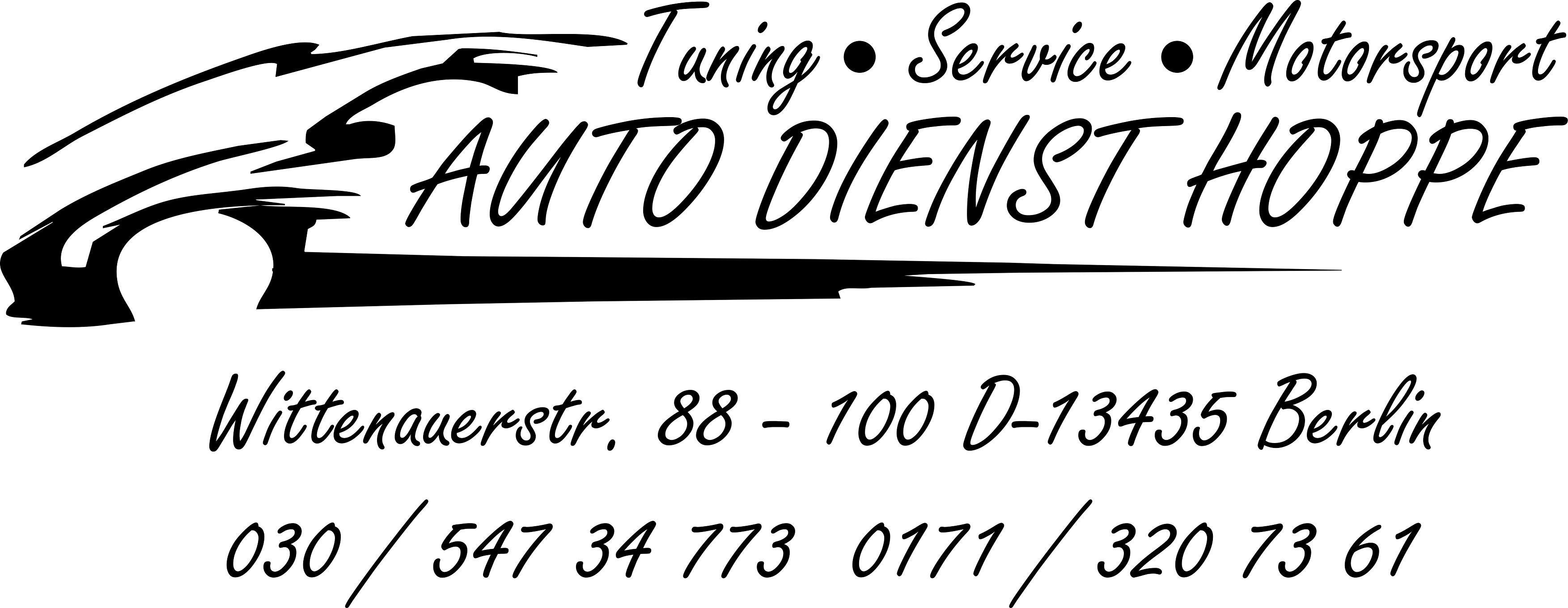Auto Dienst Hoppe logo