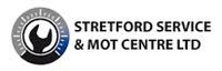 Stretford Service and MOT Centre logo