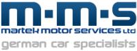 Martek Motor Services Ltd logo