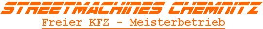 Streetmachines Chemnitz logo