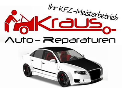 Autoreparaturen Kraus Inhaber Winfried Kraus logo
