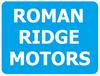 Roman Ridge Motors logo