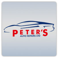Peter's Auto Repairs Ltd logo