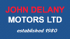 John Delany Motors Ltd logo