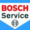 Brøndums Auto - Bosch Car Service i Støvring & Støvring Antirust logo