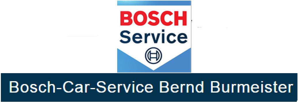 Bosch Car Service Bernd Burmeister logo