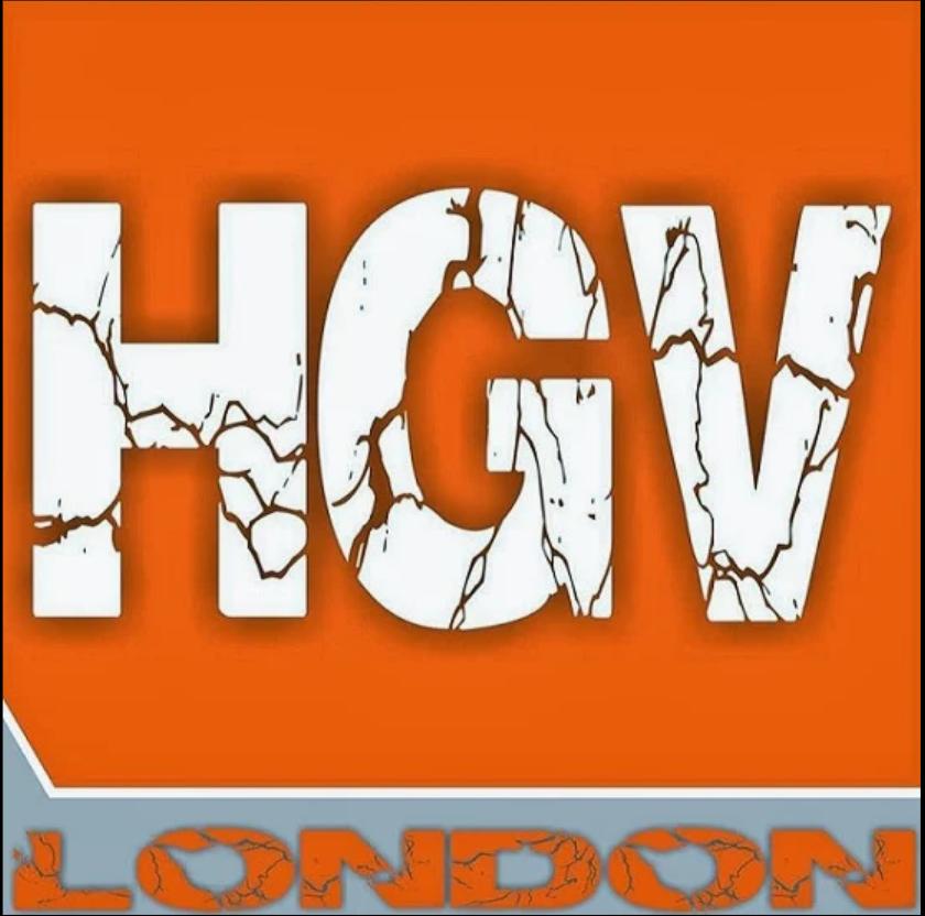 Hgv London logo