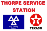 Thorpe Service Station logo