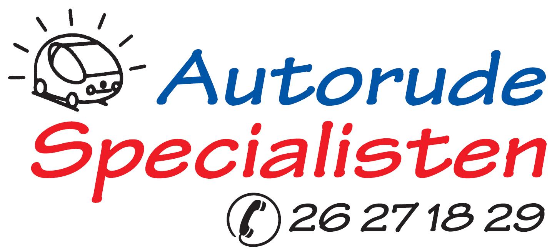 Autorude Specialisten logo