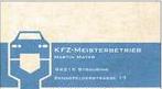 KFZ-Meisterbetrieb M. Mayer logo