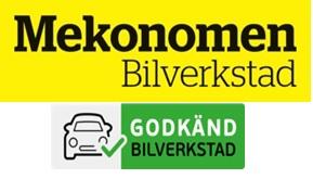 Mekonomen i Täby - Godkänd Bilverkstad logo