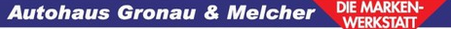 Autohaus Gronau & Melcher GmbH logo