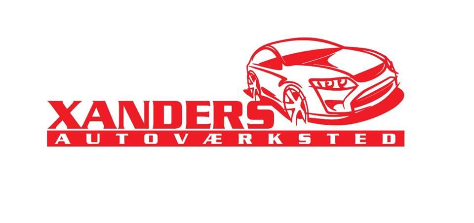 Xanders Autoværksted logo