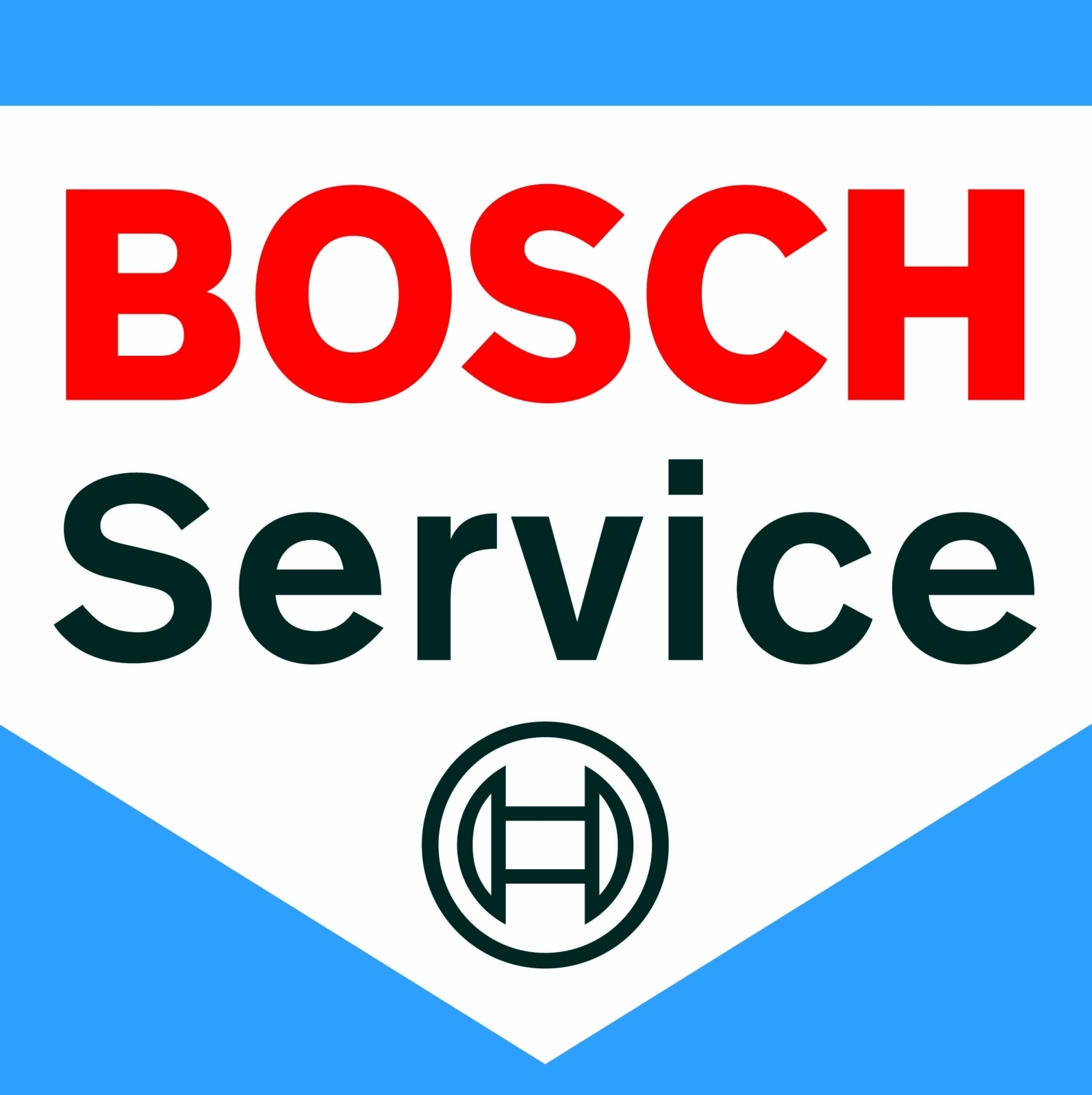 Lange Jørgensen ApS - Bosch Car Service logo