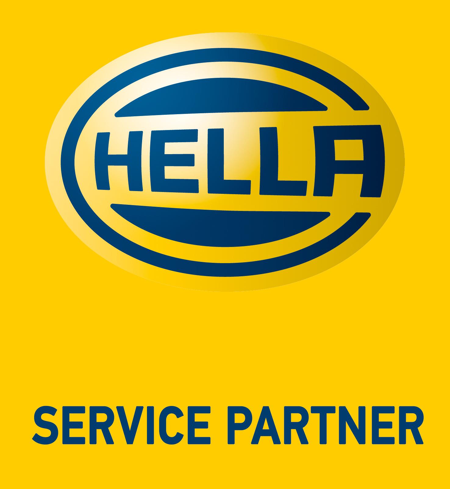 PJ Auto A/S - Hella Service Partner logo