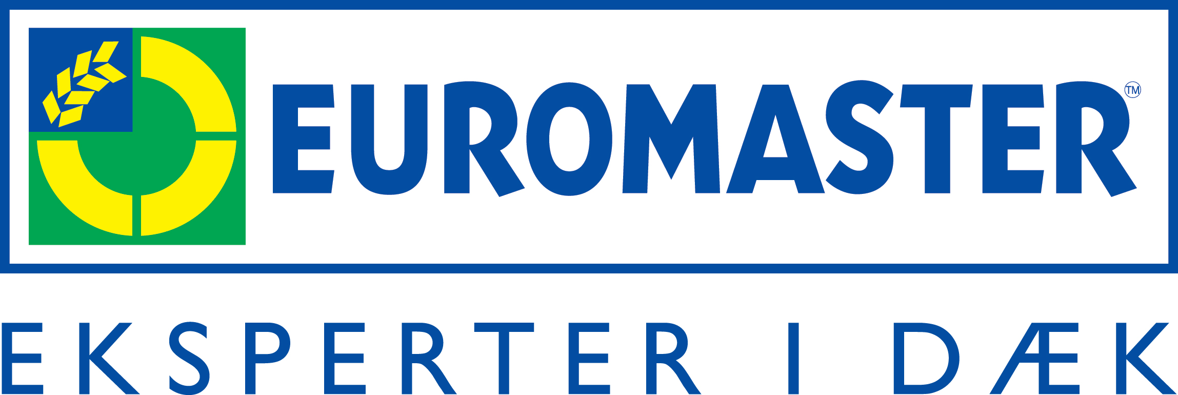 Euromaster Skejby logo