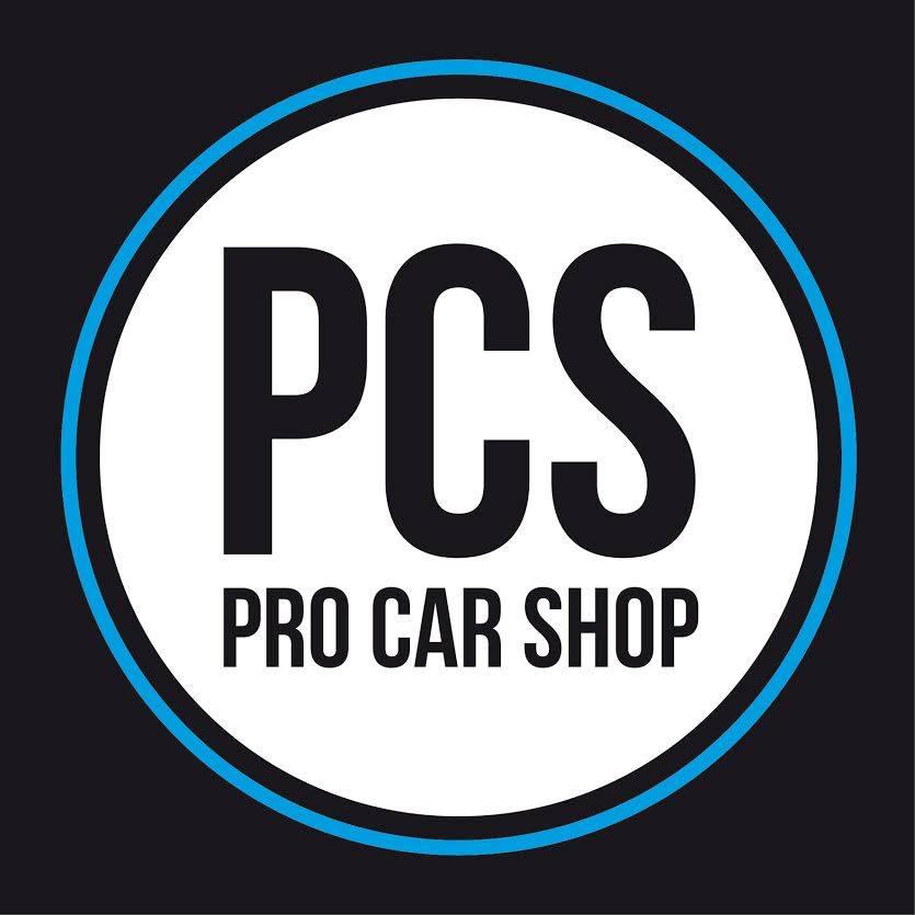 PRO CAR SHOP logo