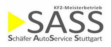 SASS Schäfer AutoService Stuttgart logo