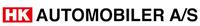 HK Automobiler A/S logo