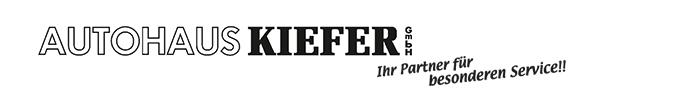 Autohaus Kiefer GmbH logo