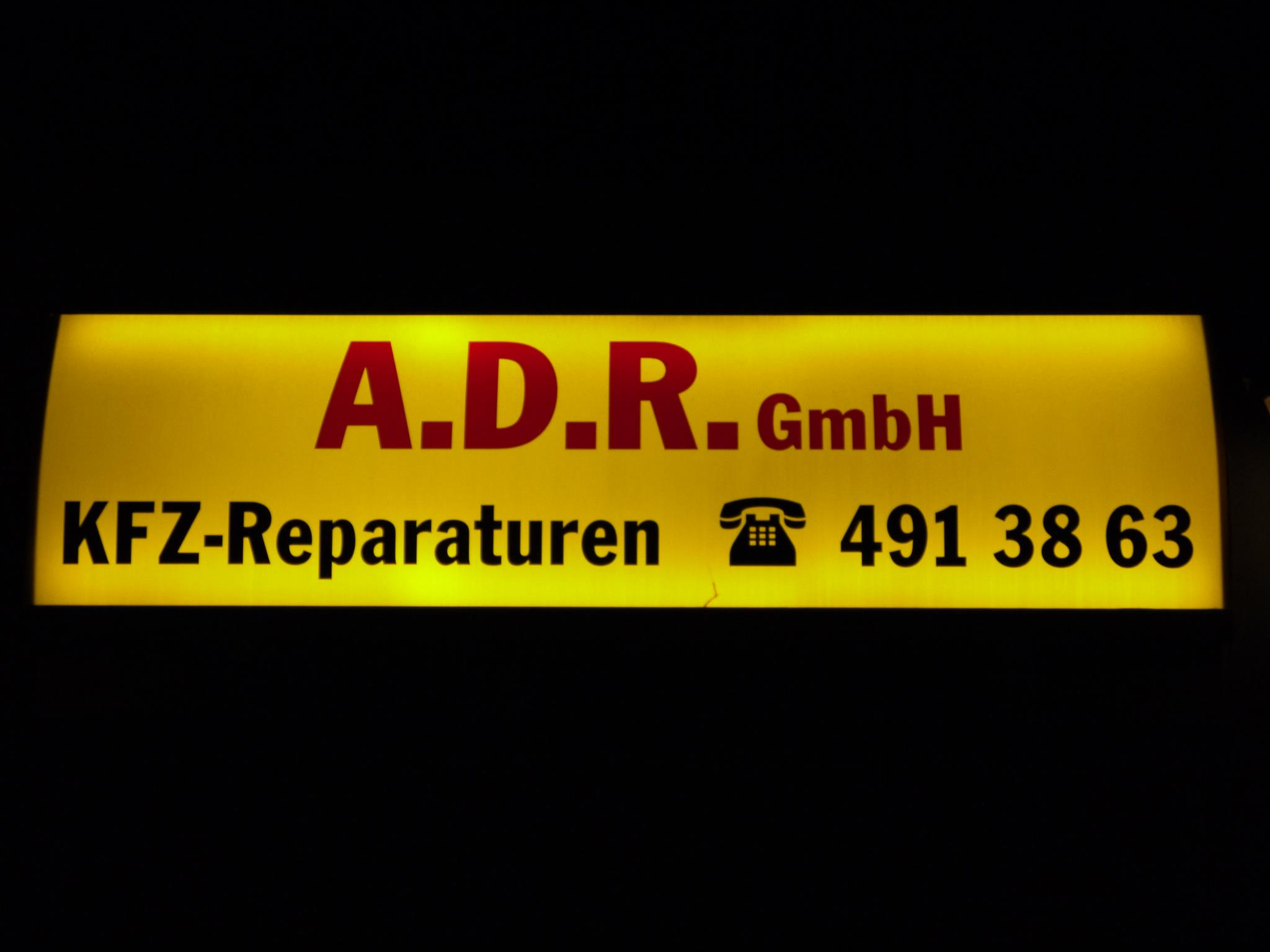 A.D.R. Auto-Dienst GmbH Reinickendorf logo