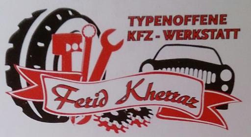 Ferid Kherraz logo