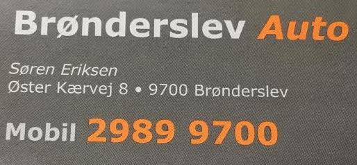Brønderslev Auto logo