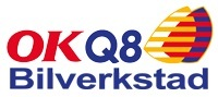 OKQ8 Bilverkstad Södertälje - Sheer Motorcenter AB logo