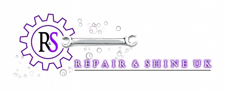 Repair & Shine UK logo