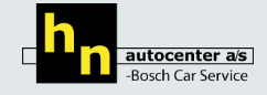HN AUTOCENTER A/S logo