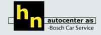 HN Autocenter A/S - Bosch Car Service logo