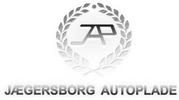 Jægersborg Autoplade logo
