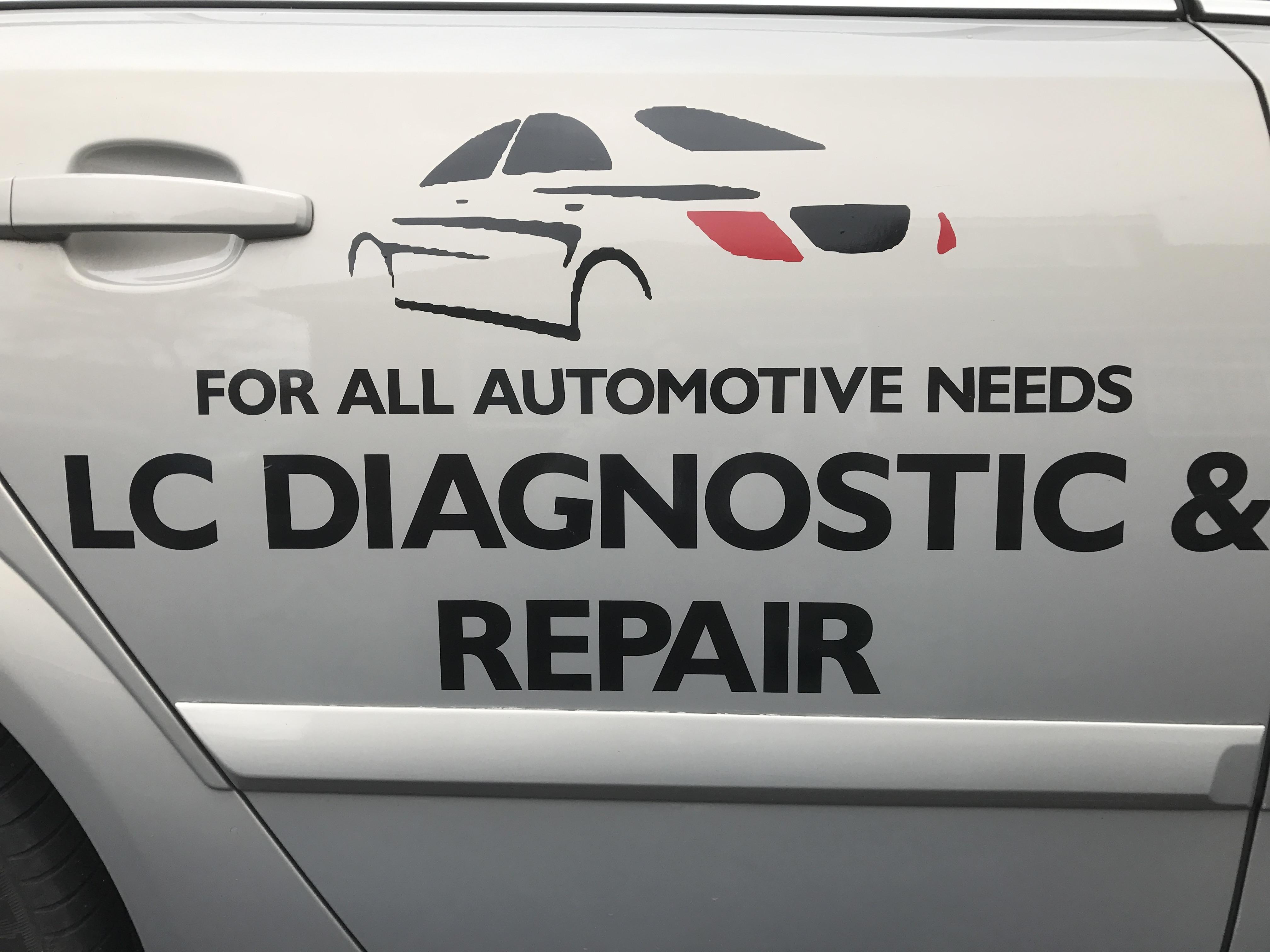 LC Diagnostic & Repair logo