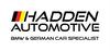 HaddenAutomotive logo