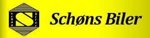Schøn's Biler ApS  logo