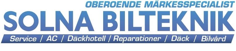 Solna Bilteknik logo