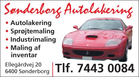 Sønderborg Autolakering Vlenny Holm Svendsen 6400 Sønderborg
