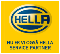 RB Autoteknik - Hella Service Partner logo
