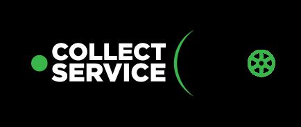Collect Service Go logo
