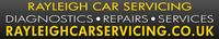 Rayleigh Car Servicing logo