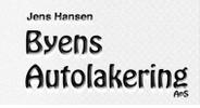 Byens Autolakering ApS logo