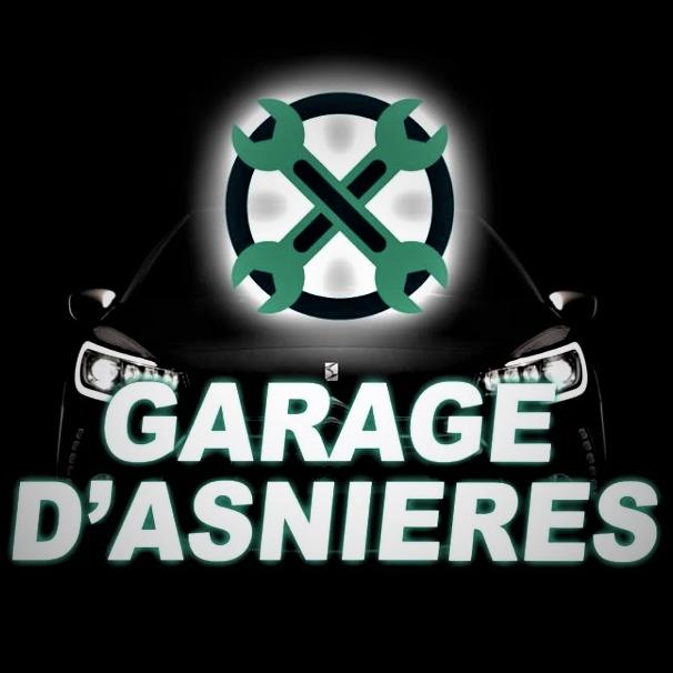 Garage d'Asnières logo